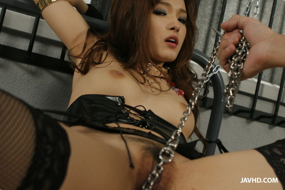 Beautiful Asian Porn Actress Mei Haruka Fucked BDSM Style By Lucky ...